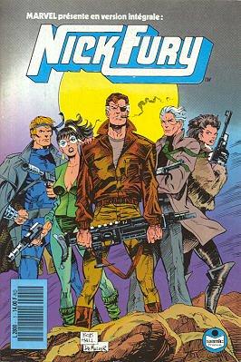 Nick Fury édition Kiosque (1990 - 1992)