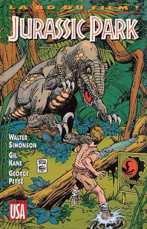 Jurassic Park édition Simple