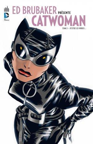 Ed Brubaker présente Catwoman T.1