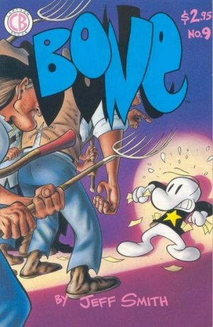 Bone édition Issues (1991 - 2004)