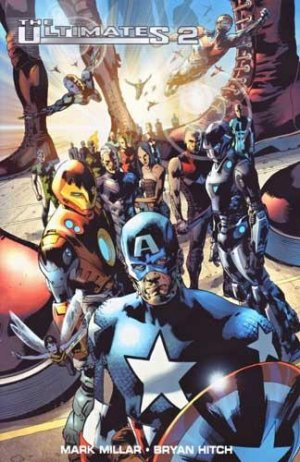 The Ultimates 2 édition TPB hardcover - Ultimate Collection