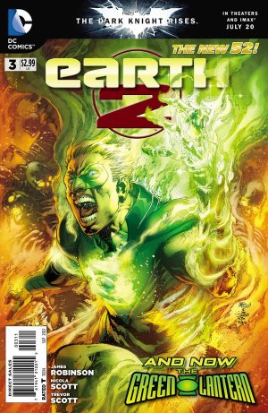 Earth Two # 3 Issues V1 (2012 - 2015)