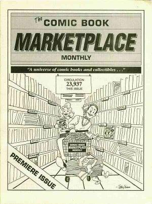 Comic Book Marketplace édition Simple
