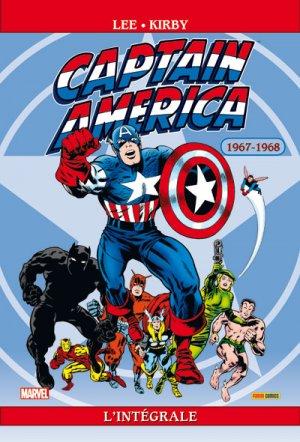 Captain America # 1967