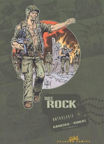 Sgt Rock édition Anthologie