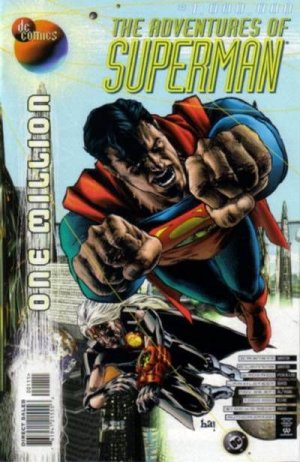 The Adventures of Superman édition Issues V1 (1987 à 2006)