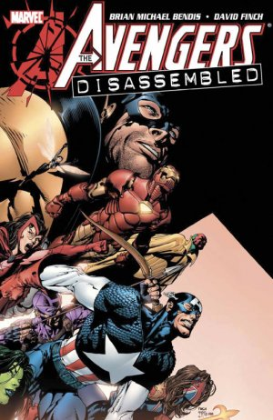 The Avengers - Disassembled
