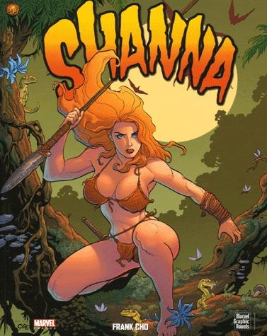 Shanna édition Intégrale