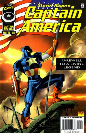 Captain America édition Issues V1 (1968 - 1996)