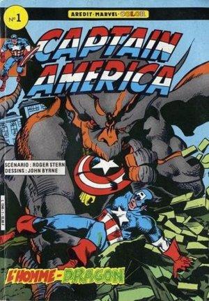Captain America édition Kiosque (Suite) (1984 - 1985)