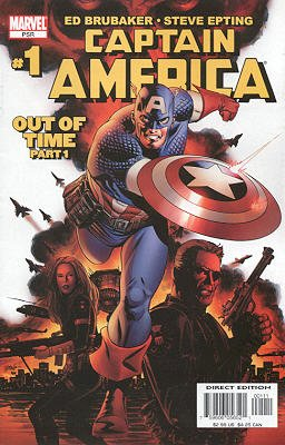 Captain America édition Issues V5 (2005 - 2009)