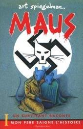 Maus édition Simple (1987 - 1992)
