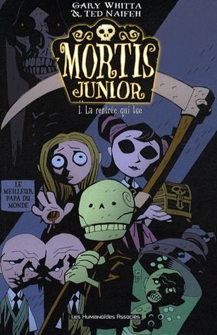 Mortis Junior édition simple