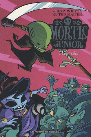 Mortis Junior 2 - L'été meurtrier