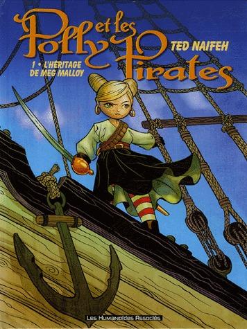 Polly et les pirates #1