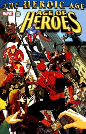 Age of Heroes édition TPB softcover