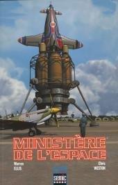 Ministère de l'Espace édition TPB Softcover