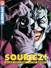 Batman - Rire et Mourir édition TPB softcover (souple) (1989)