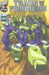 Transformers édition Kiosque (2003)