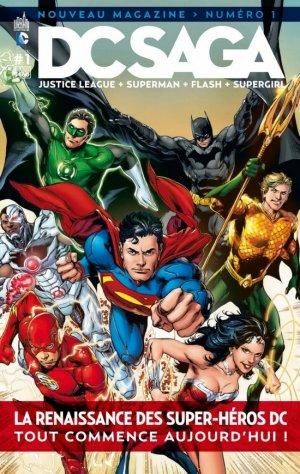 DC Saga édition limitée