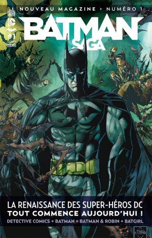 Batman Saga # 1