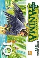 couverture, jaquette +Anima 10  (Taifu Comics)