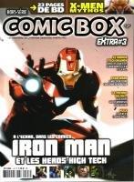 Comic Box extra 3 - Iron Man et les héros high tech