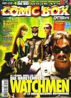 Comic Box extra 4 - Watchmen