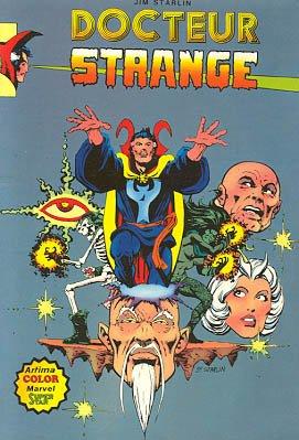 Docteur Strange édition Docteur Strange - Kiosque (1981 - 1983)