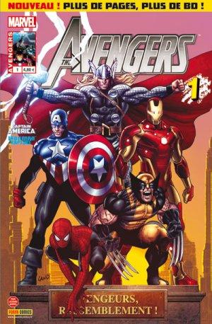 Avengers édition Kiosque V3 (2012 - 2013)