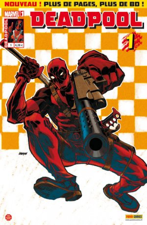 Deadpool édition Kiosque V3 (2012 - 2013)