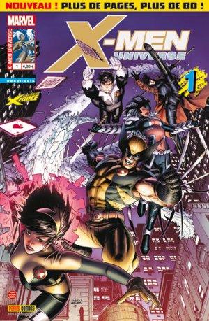 X-Men Universe édition Kiosque V3 (2012 - 2013)