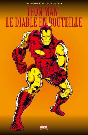 Iron Man - Le Diable en bouteille édition TPB softcover (souple)