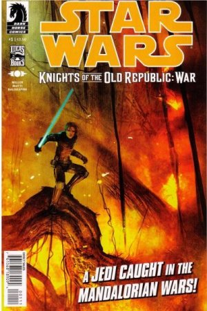 Star Wars - Knights of the old Republic : War édition Simple
