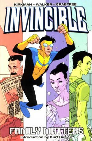 Invincible édition TPB Softcover (souple)