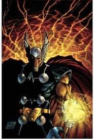 Stormbreaker - The Saga of Beta Ray Bill édition TPB softcover (souple)