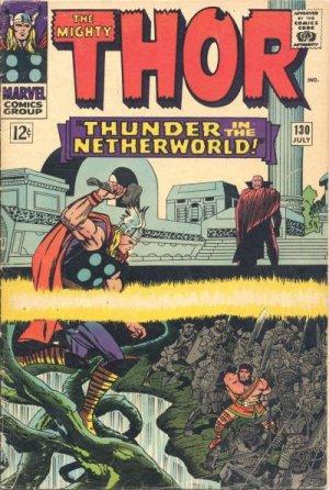 Thor # 130 Issues V1 (1966 à 1996)