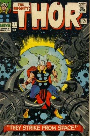 Thor # 131 Issues V1 (1966 à 1996)