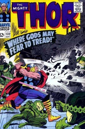 Thor # 132 Issues V1 (1966 à 1996)
