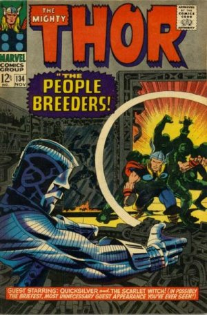 Thor 134 - The People-Breeders!
