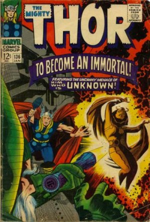Thor 136 - To Become an Immortal!