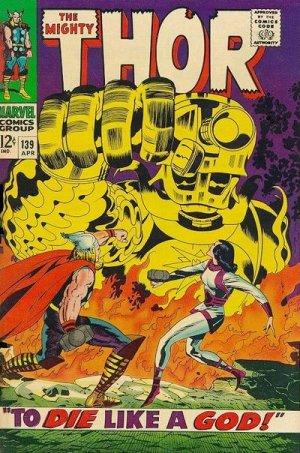 Thor 139 - To Die Like a God!