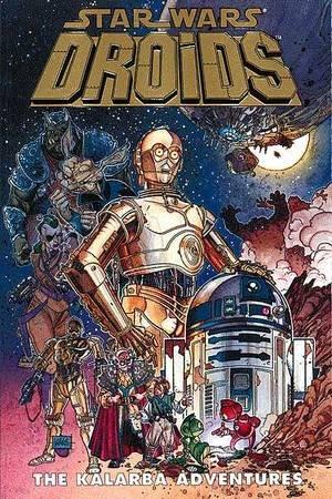 Star Wars - Droides édition TPB hardcover (cartonnée) - Intégrale