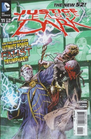 Justice League Dark # 11 Issues V1 (2011 - 2015) - Reboot 2011