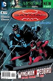Batman Incorporated # 4 Issues V2 (2012 - 2013) - Reboot New 52