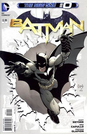 Batman # 0 Issues V2 (2011 - 2016) - The New 52