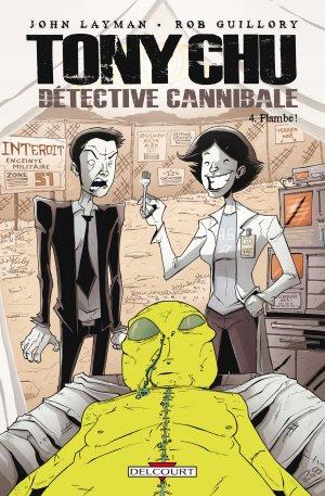 Tony Chu, détective cannibale # 4