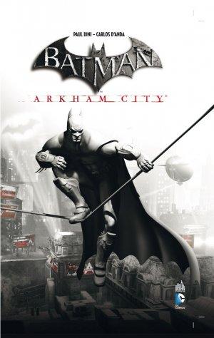 Batman - Arkham City édition Deluxe (2012)