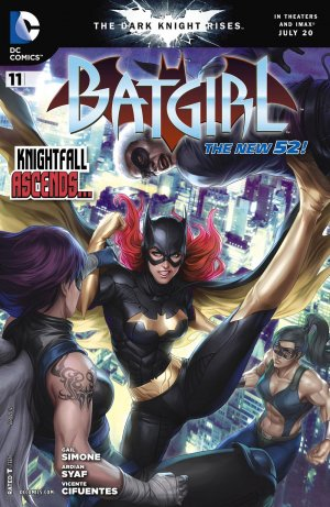 Batgirl # 11 Issues V4 (2011 - 2016) - The New 52