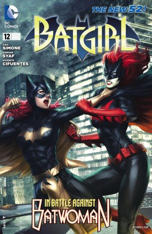 Batgirl # 12 Issues V4 (2011 - 2016) - The New 52